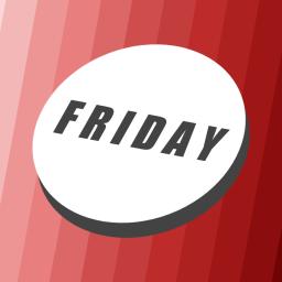 Logo for Friday