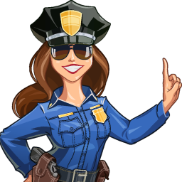 The Police Bot's Avatar