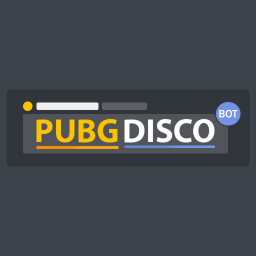 Logo for PUBGDiscoBot