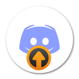 Logo for Discord Upgraded