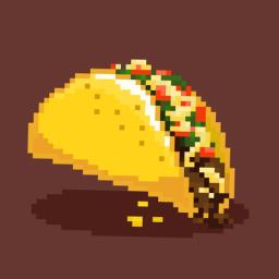Logo for TacoShack