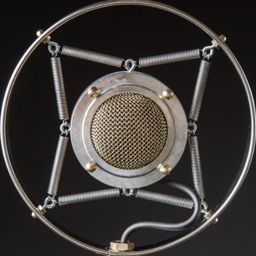 Old Microphone Avatar