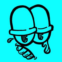 Logo for ComicallyBot