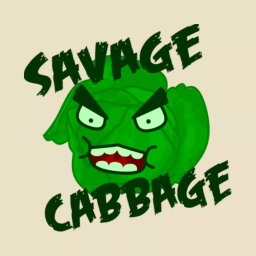 Logo for Savage Cabbage