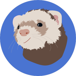 Logo for Ferret