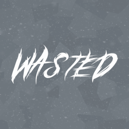 Logo for 『 Wasted 』