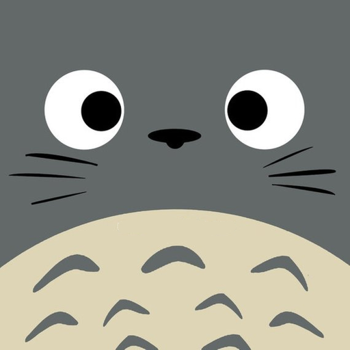Totoro - Broken image. Report this to moderators please.