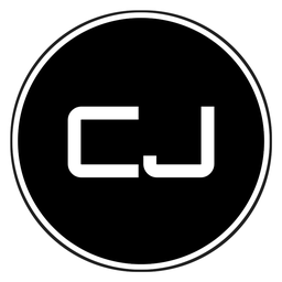 Logo for CJ