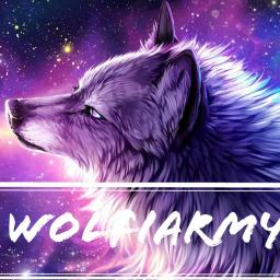 Logo for Wolfiarmy