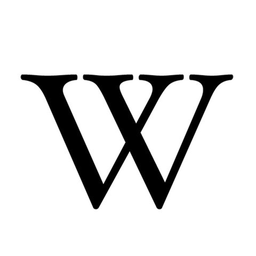 Logo for Wikipedia