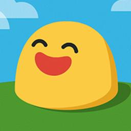 Logo for Blobby
