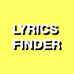 Logo for Lyrics Finder