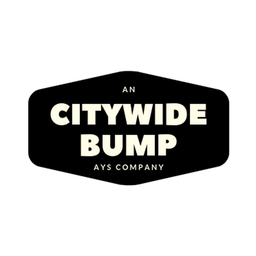 Logo for Citywide Bump