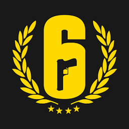 Logo for Rainbow Six