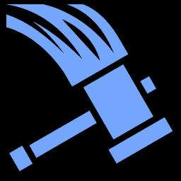Logo for BanHammer