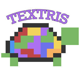 Logo for textris
