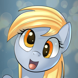 Logo for Derpy Hooves