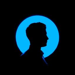 Logo for Blue Mod Bot