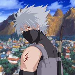 Logo for Kakashi Hatake
