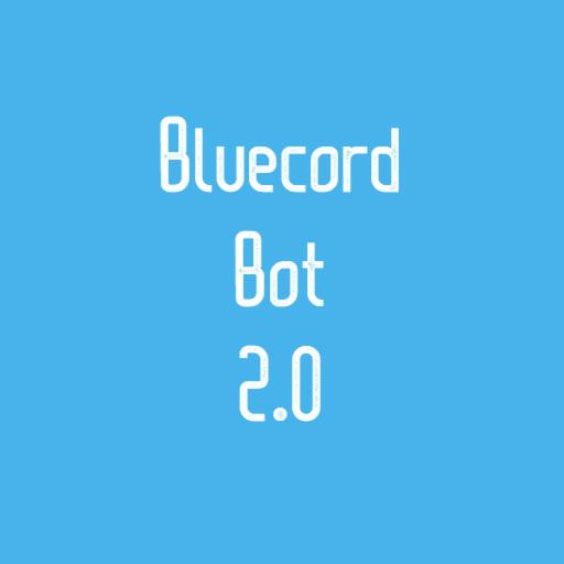 Bluecord Bot 2.0 Avatar