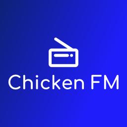 Logo for ChickenFM
