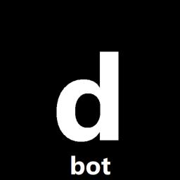 Logo for dBot