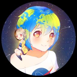 Logo for Earth-chan