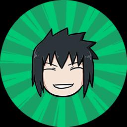 Logo for Sasuke