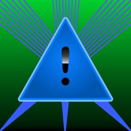Logo for WarnBot