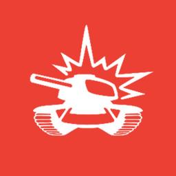 Logo for Tanki Online