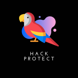 Logo for HackProtect 🦜