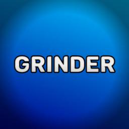 Logo for Grinder