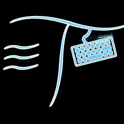 Logo for Type Racer