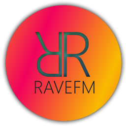 Logo for RaveFM