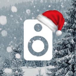 Logo for Christmas Radio