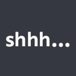 Logo for ShhhBot
