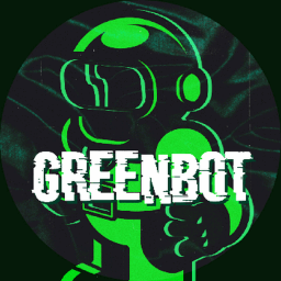Logo for GreenBot
