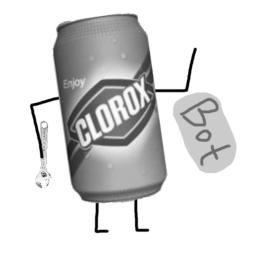 Logo for CloroxEnergyBot (2018-2020)
