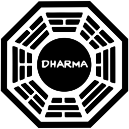 Logo for Dharma