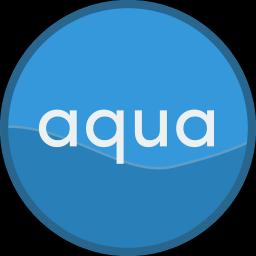 Logo for Aqua