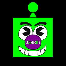 Logo for V3XB0T