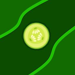 Logo for Cucumber