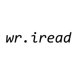 WriRead