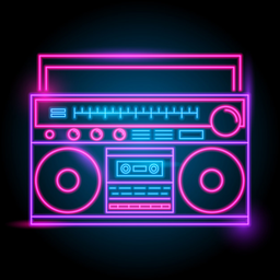 Logo for BoomBox