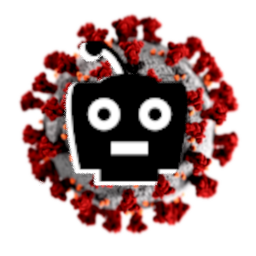 Logo for CovidBot
