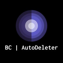 Logo for BC | AutoDeleter