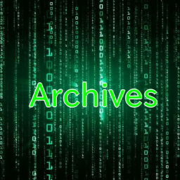 Logo for Archives