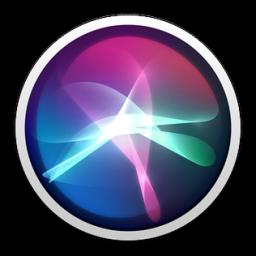 Logo for Siri
