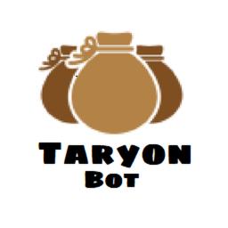 Logo for Taryon Bot🔥