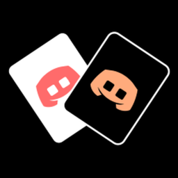 Logo for Cards Against Discord